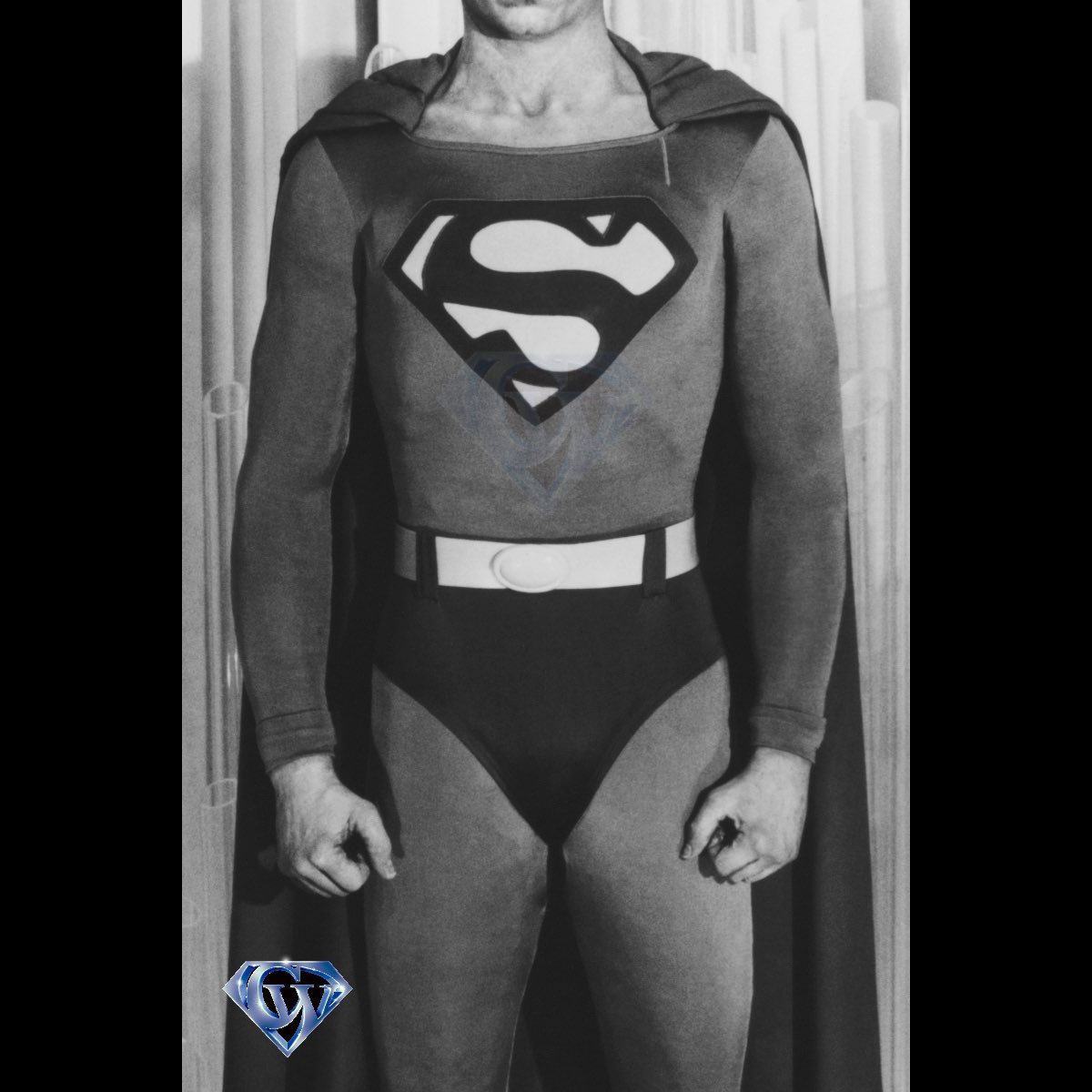 The Christopher Reeve mannequin at the Movieland Wax Museum in California, 1979. #movieland #superman #supermanthemovie #christopherreeve #mannequin #fortressofsolitudepic.twitter.com/Rq2iilO2q1