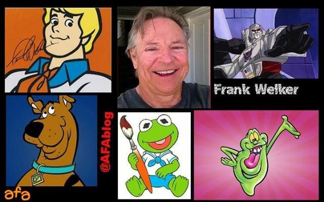 Happy Birthday to FRANK WELKER, legendary voice actor!