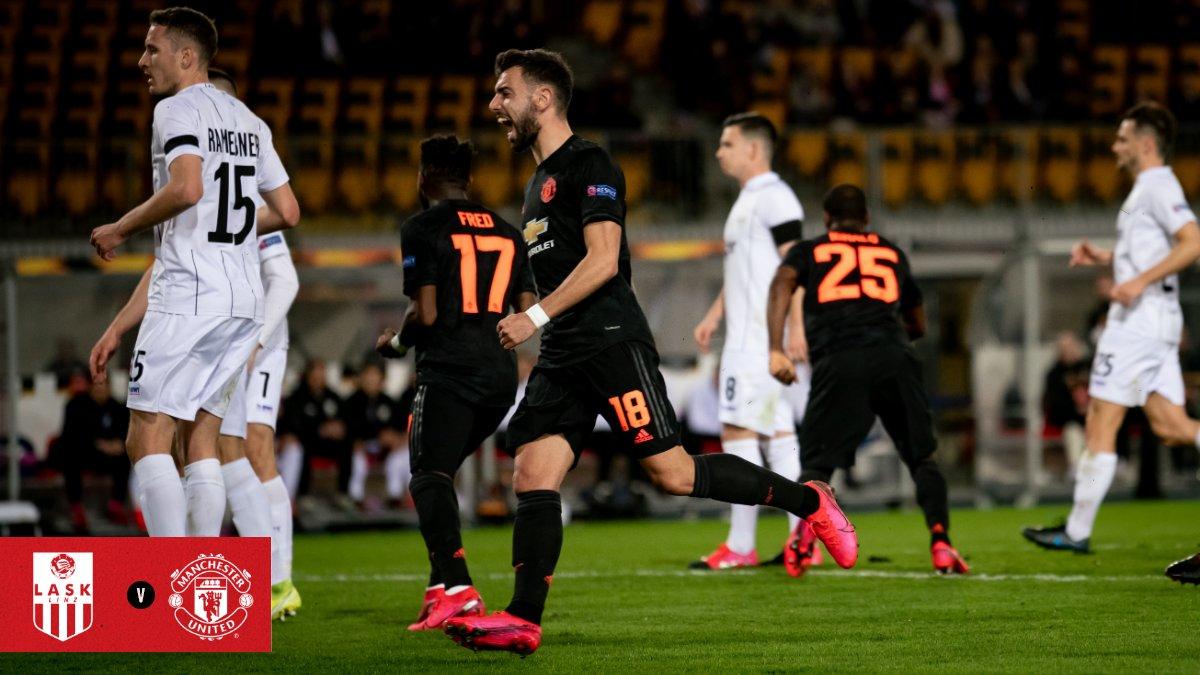 Chấm điểm trận LASK vs Man Utd: Tân binh tỏa sáng