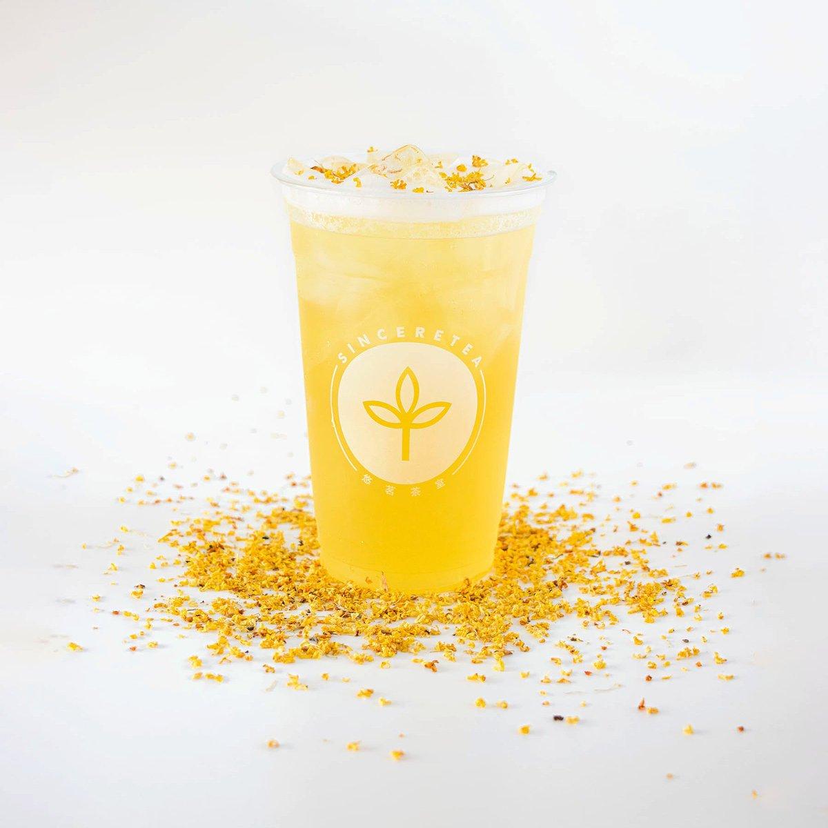 Feeling festive with our Chrysanthemum Lychee tea. . . #spring #seasonal #floral #fruittea #sweettea #sinceretea #specialtea #teaaddict #teashop #milktea #boba #bobamilktea #march #chrysanthemum #osmanthus #happinessinacup #lychee #fig #yellow #downtownwalnutcreek #downtownsjpic.twitter.com/kTf9Vzt4qd