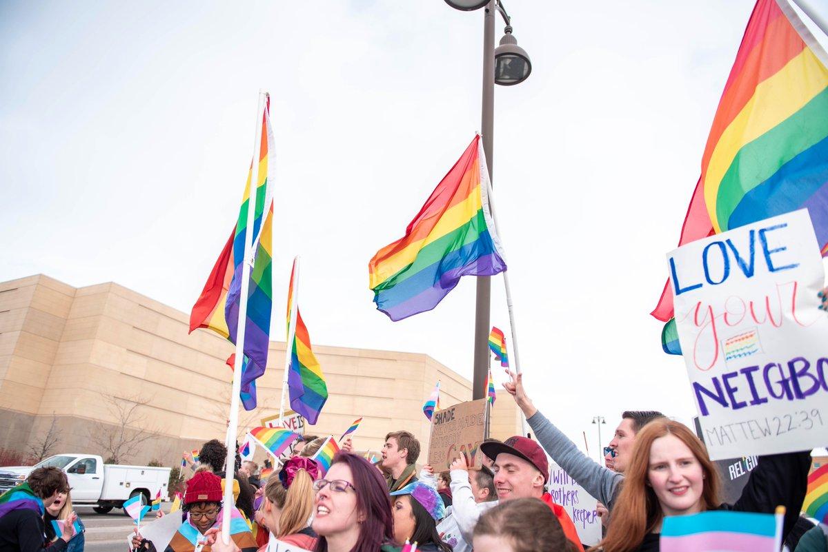 Same sex unions become law in colorado