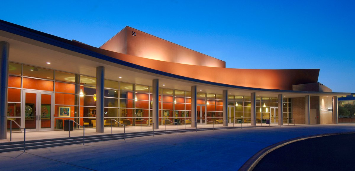Spawglass On Twitter Looking Back At The Alamocolleges1 Palo Alto College Performing Arts Center On Tbt With High End Finishes A Striking Exterior The Center Features A 400 Seat Auditorium Dance Studio State Of The Art