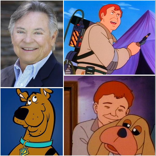 Happy Birthday to animated series voice legend Frank Welker!