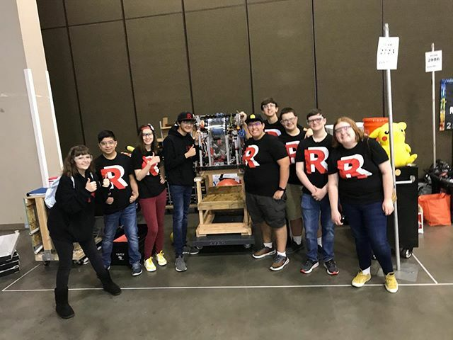 Hey everyone, we are sad to announce that our season has been suspended indefinitely.  We heard the bad news at the drivers meeting at OKC this morning as we were preparing to get the robot inspected.  Hopefully there will be better news in the coming we…