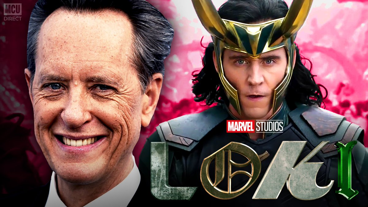 "Hiddlesgirl ☀ a Twitter: ""Well Richard E Grant is joining the Loki series and Tom likes him to play Loki's father 😂😂 and we'll get the series earlier in early 2021 yay!"