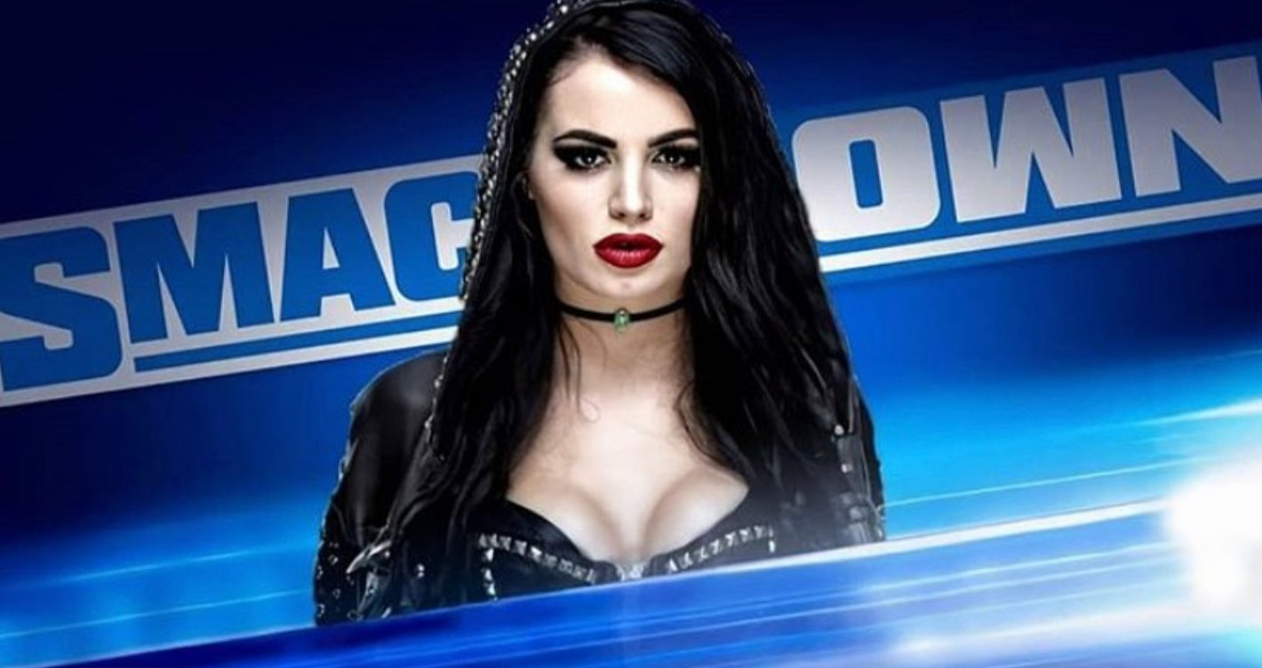WWE Smackdown Preview (13/03/20): John Cena, Paige, Jeff Hardy Returns 3