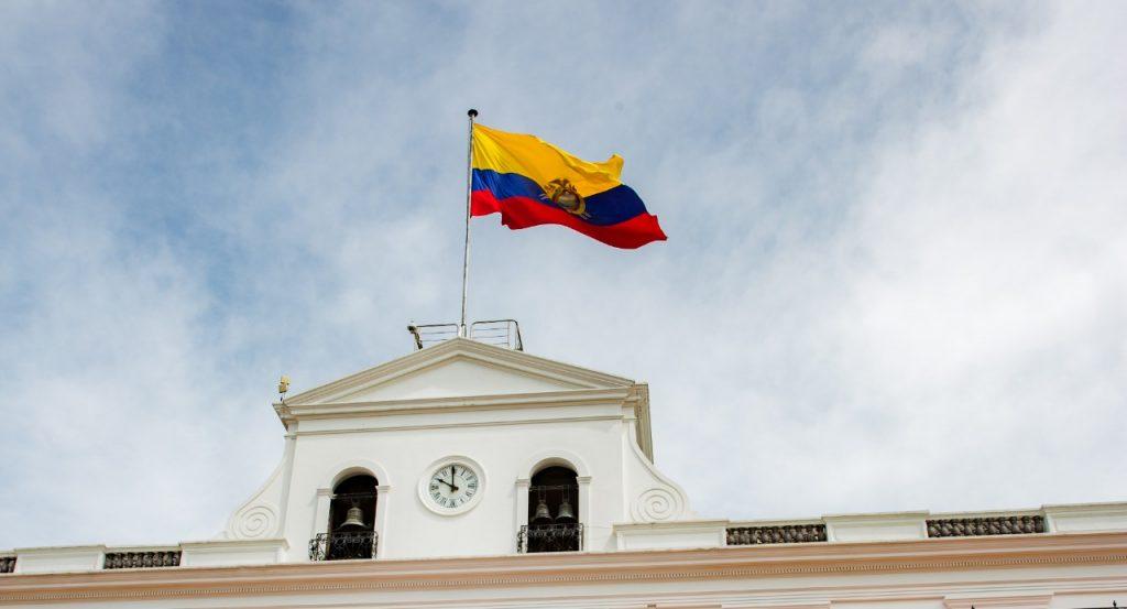 Foto cedida por Gobierno de Ecuador