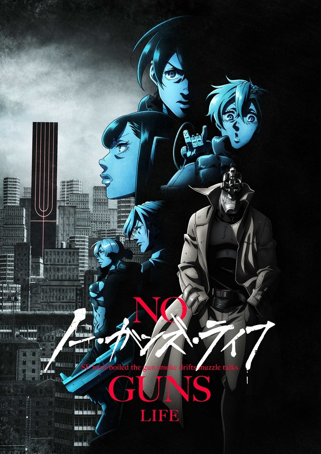 SawanoHiroyuki[nZk]:Jean-Ken Johnny – Chaos Drifters (Pengembara Pengacau)