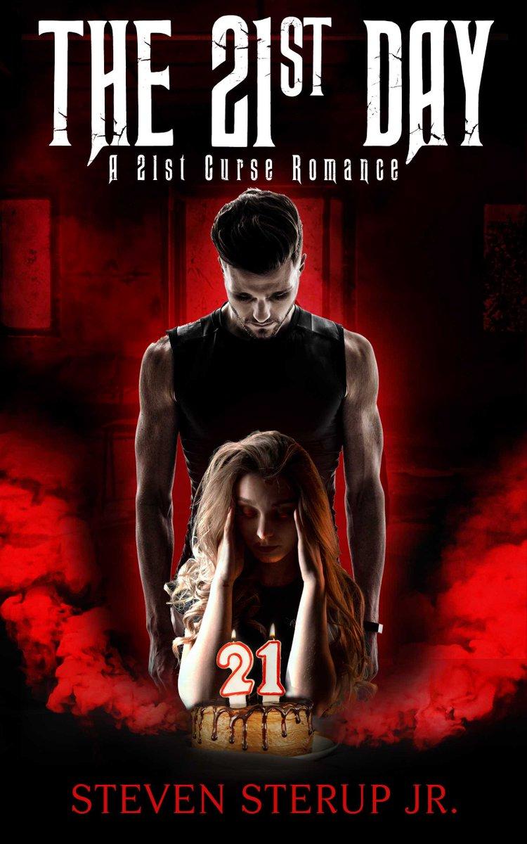 "> Steven Sterup is the #author of the ""The 21ST Curse"" #Paranormal #Romance ""The 21ST Day"" https://t.co/O8jsQPnikK #amreading  @StevenSterupJr #goodreads #ian1 #iartg https://t.co/j3jOeqYD9x"