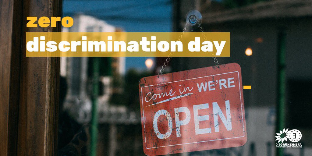 #ZeroDiscriminationDay