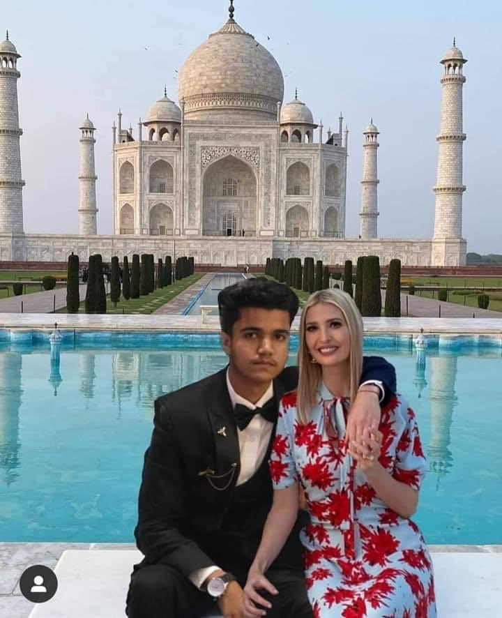 Ivanka Trump On Twitter I Appreciate The Warmth Of The Indian People I Made Many New Friends