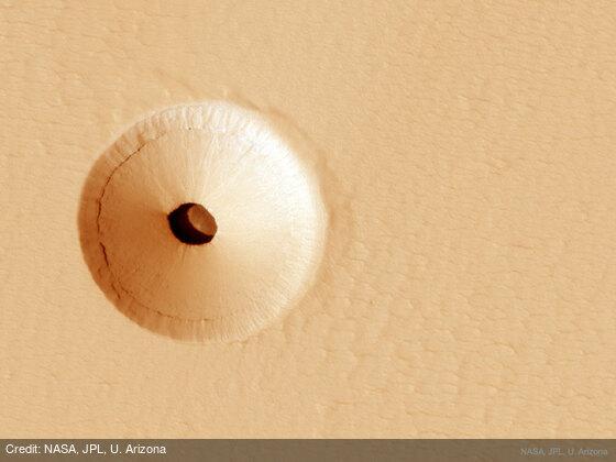 Откриха подходящо място на Марс за построяване на първото човешко селище /СНИМКИ/
