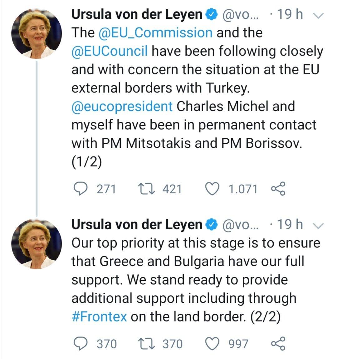 #Frontex