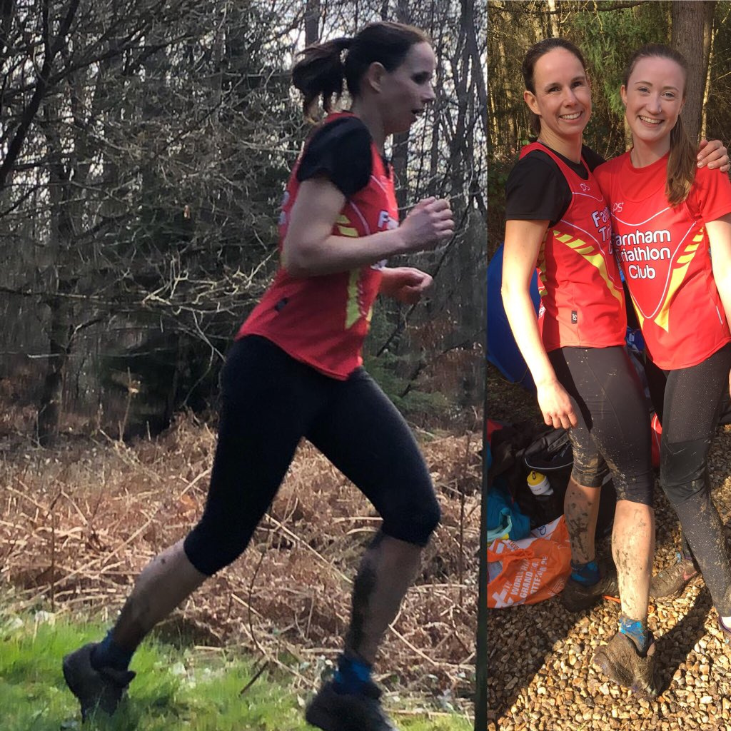 Great @SCCLUK #crosscountryrun race today @aliceholtforest for @FarnhamTC. Happy with 11th for the team. Great fun course with mud galore! Gym and run training @EveryoneActive paying off #running #gettingstronger #motivatedpic.twitter.com/REmXgfralz