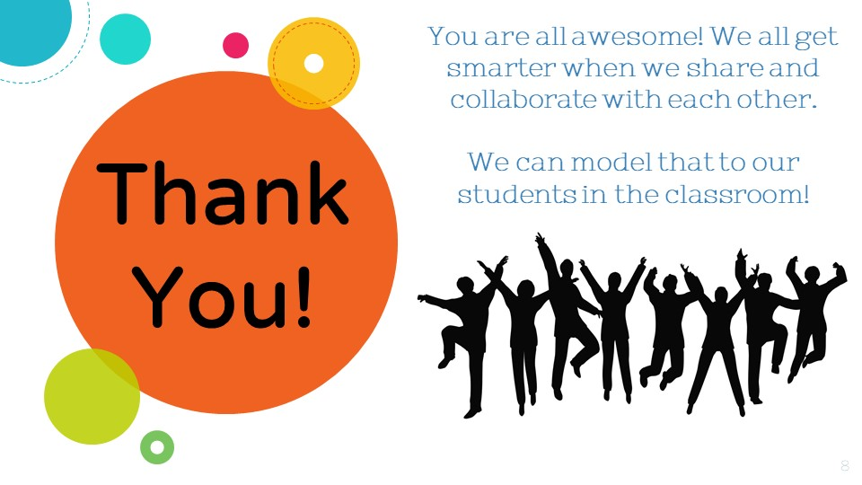 WOW! What an awesome chat tonight! THANK YOU for all who joined in from all over to participate! #ksedchat