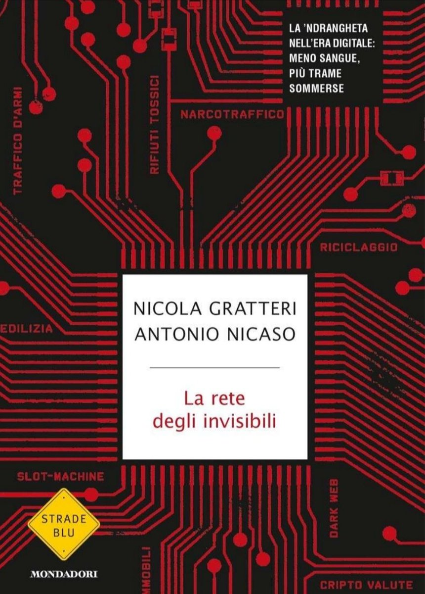 Un vaccino sicuro contro il #virus della #ndrangheta. C'è tutto. Si tratta dell'opera omnia di @NicolaGratteri e di @AntonioNicaso. Si può  leggere prima o dopo dei pasti indifferentemente. Ma va letto! https://t.co/2cPkfwMZkC