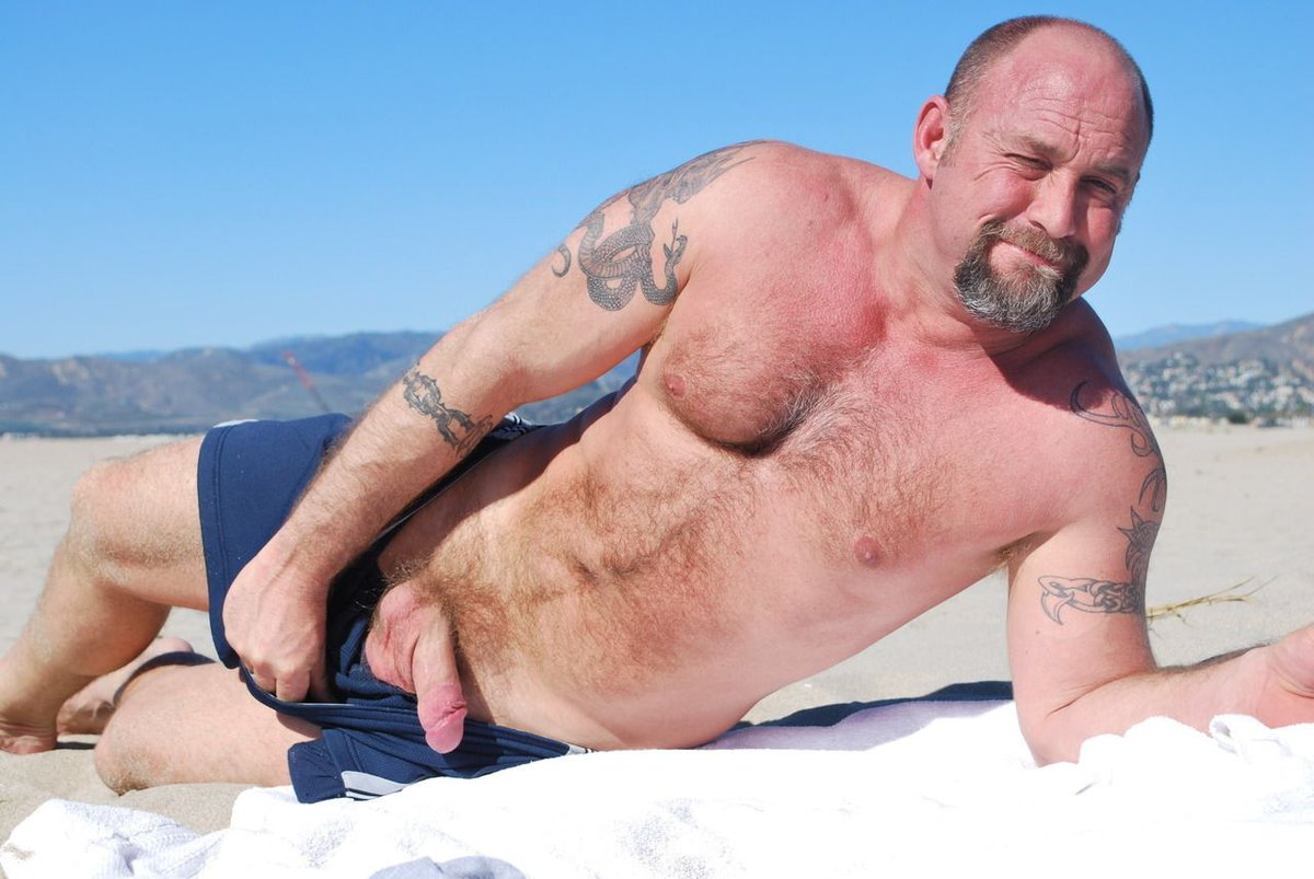 Muscle Bear Cam Party