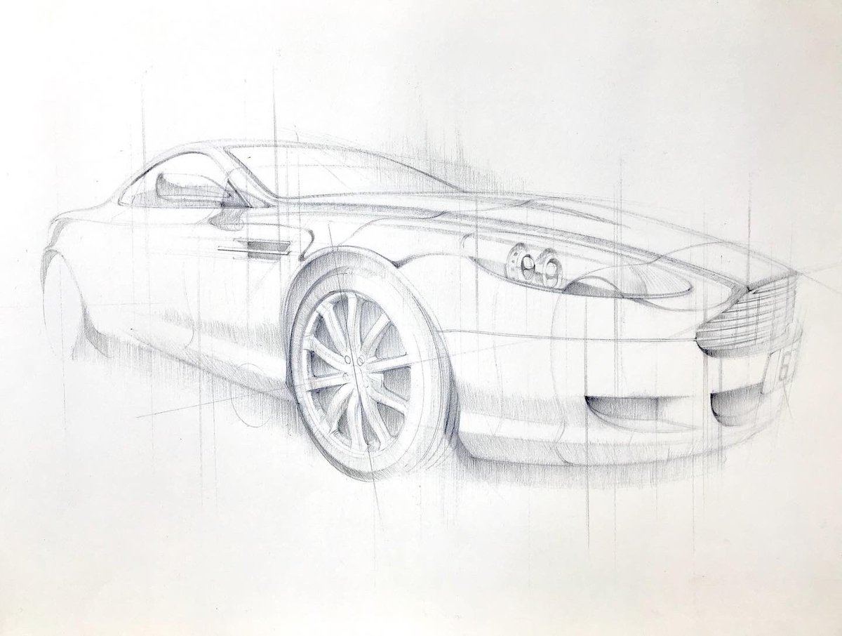 Revs Art On Twitter Double Aston Commission For Someone Db9 Db7 Volante Sorry Photos Not Great Quality Sketches Are Better I Promise Astonmartinlive Astonmartin Astunday Automotiveart Carsketching Classiccarart Blessings