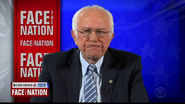 Sanders rebate na fila da AIPAC