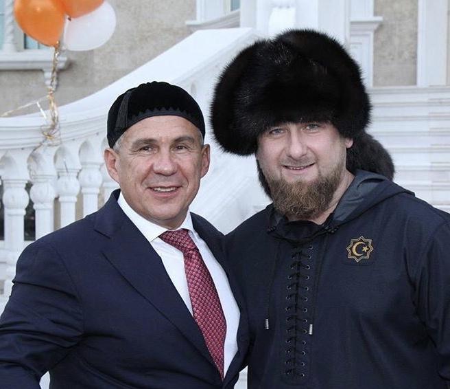 Поздравления с днем рождения президента татарстана