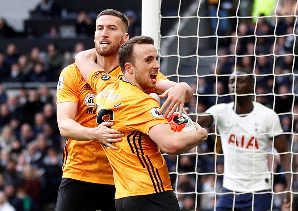 Xem lại Tottenham vs Wolves Highlights, 01/03/2020