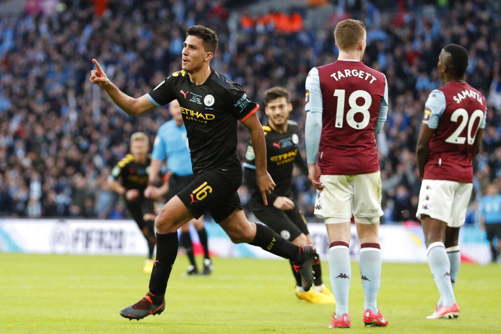Xem lại Aston Villa vs Man City, CK League Cup – 01/03/2020