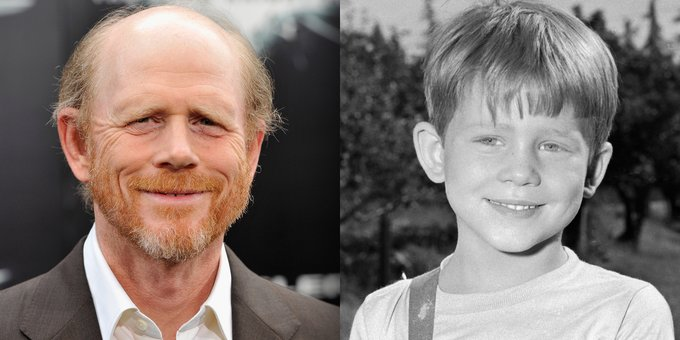 A Most Happy Birthday to Ron Howard, Director Producer Actor, Just a nice Guy.