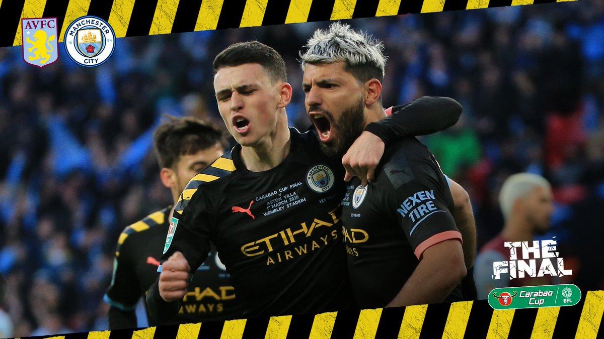 Xem lại Aston Villa vs Man City Highlights, 01/03/2020