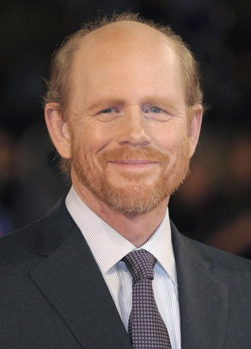 Happy 66th Birthday to filmmaker and actor, Ron Howard!