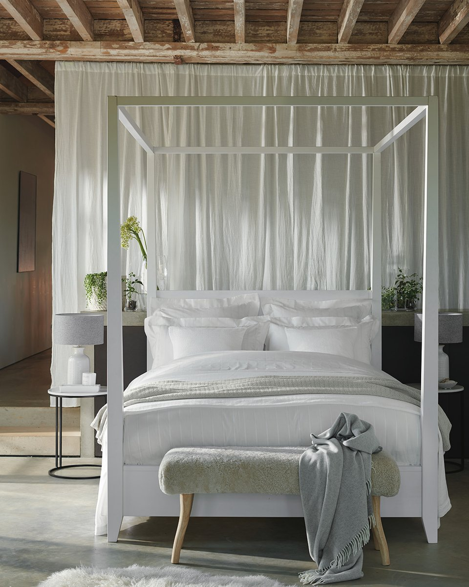 The White Company On Twitter When You Combine The Pimlico Four Poster Bed With The Pimlico Bed Linen Collection Good Things Happen Pimlico Bed Https T Co Vs3wauptyp Pimlico Bed Linen Https T Co Ohhk57dltk Https T Co Hslfoj2eip