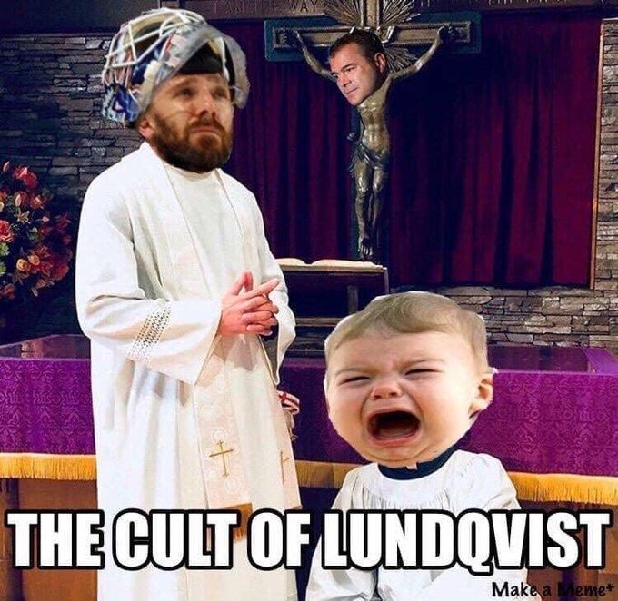Cult of Lundqvist