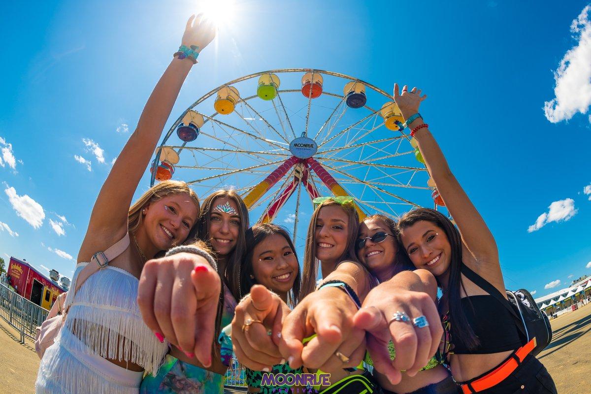 2021 Moonrise Festival tickets