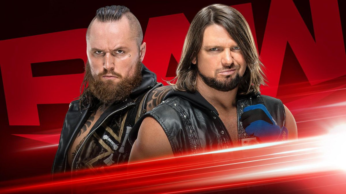 Matches Announced For Tomorrow's WWE Raw From New York