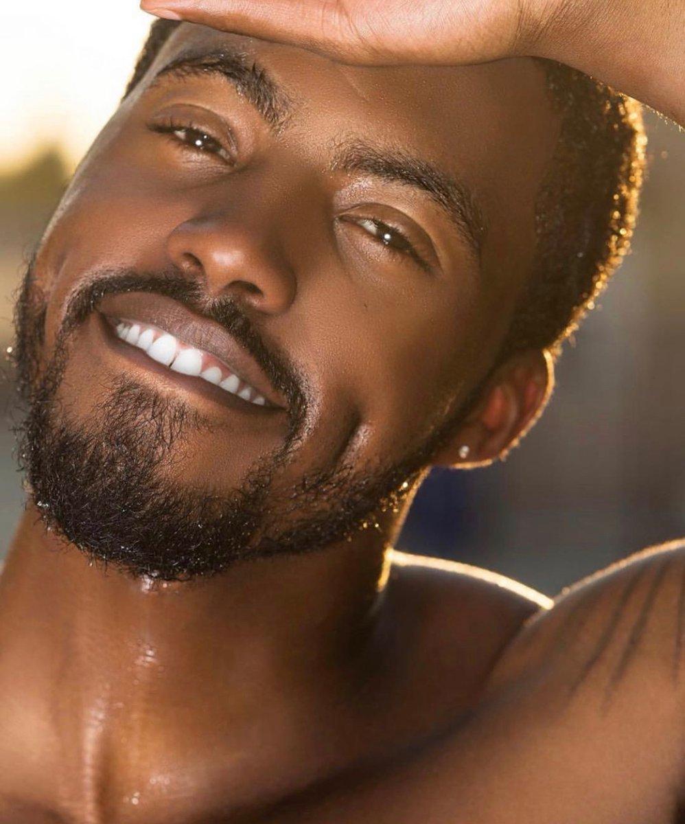Most handsome black guy