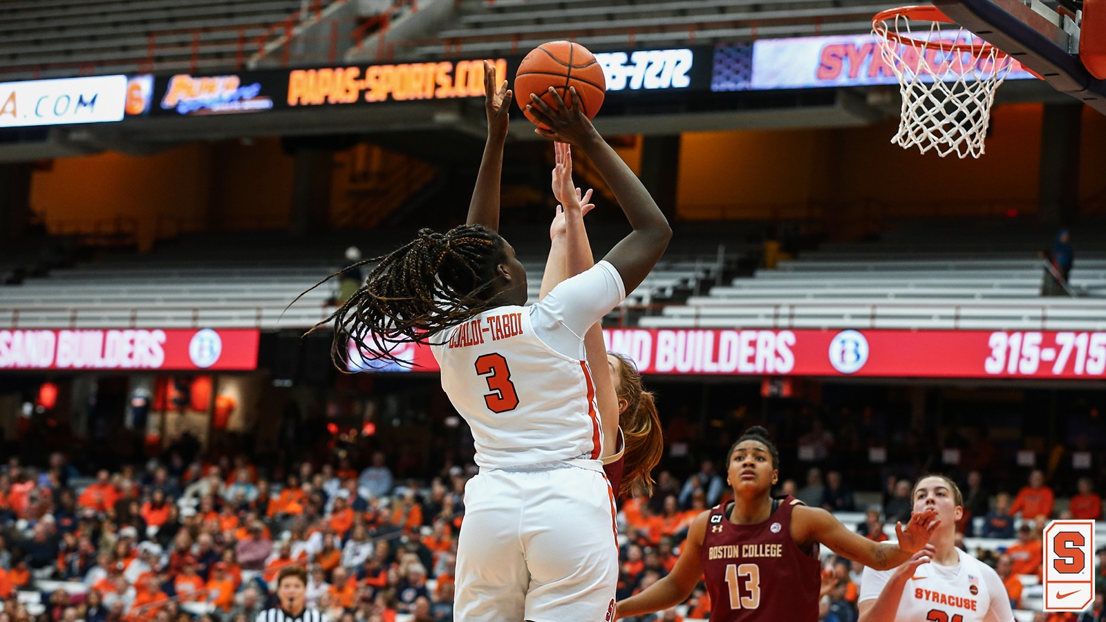 Syracuse Women outlasted by Boston College, 88-81