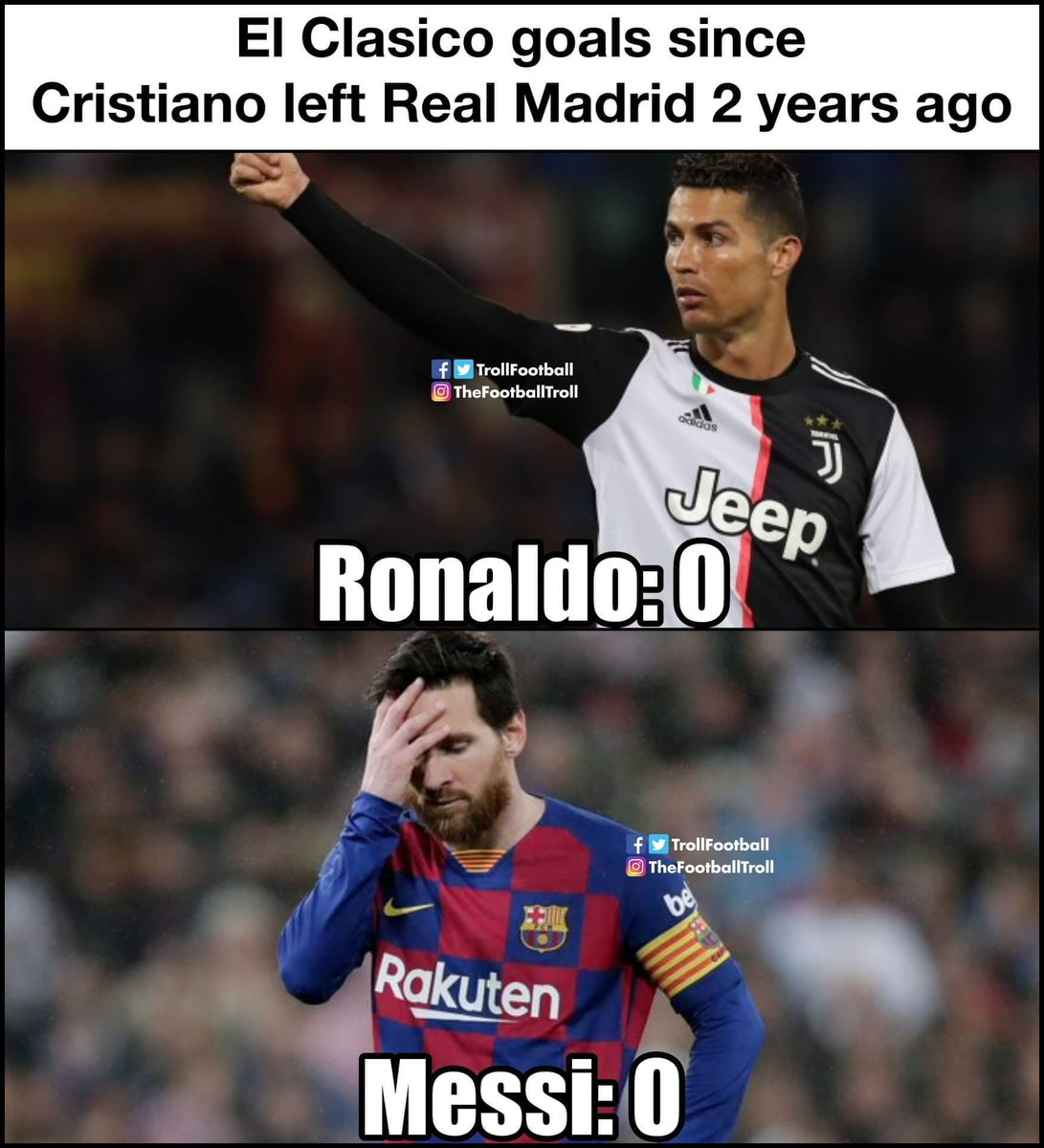 Mthoko On Twitter Yeah Messi Capitalises Against Week Teams When It Comes To Bigger Games He Chokes