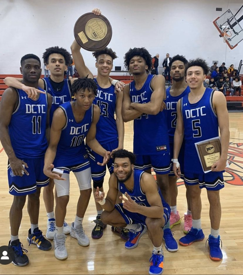 Proud of my guys, they earned this. Region 13 Champs!! No on can take this moment away from them.
