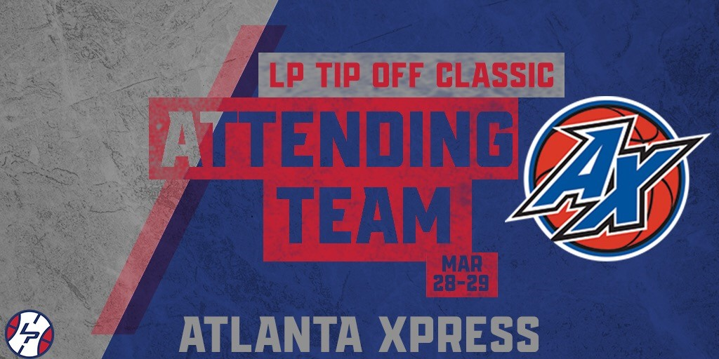 We're excited to have the @AtlXpress coming back to the #LPTipOff for the third straight year!   The Xpress won the 15U and 16U championships at last year's Tip Off Classic. Those two teams as well as the 17U team played in last year's #BattleForGeorgia.  https://t.co/5wpvDcTOdX https://t.co/l4ZPmdSIhc