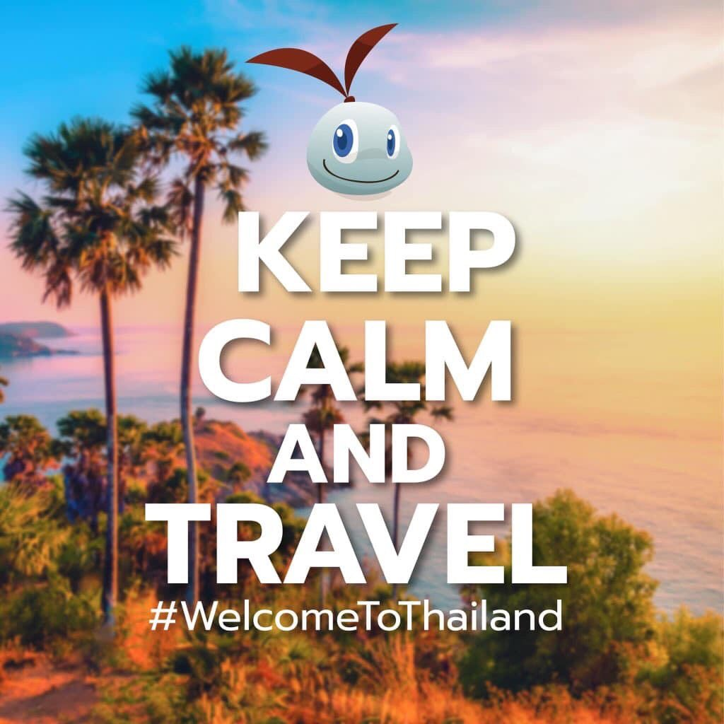 I'd like to confirm again for safe & welcome to Thailand! Let's forget the panic news and have a great time:-) #GuideBangkok #NuttyAdventures @tat_india https://t.co/clDgsr1nIi