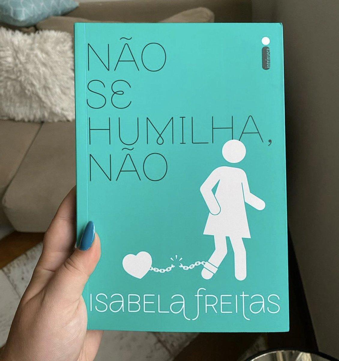 """Isabela Freitas on Twitter: """"Meu novo livro é inteiro falando de relações tipo Guilherme e Gabi. Eu já vivi esse inferno, muitas mulheres e homens vivem esse inferno. Não quero isso nem"""
