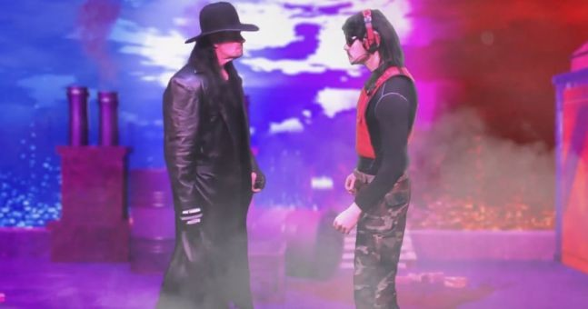 WWE On Why The Undertaker Is Feuding With Dr. DisRespect (Videos)