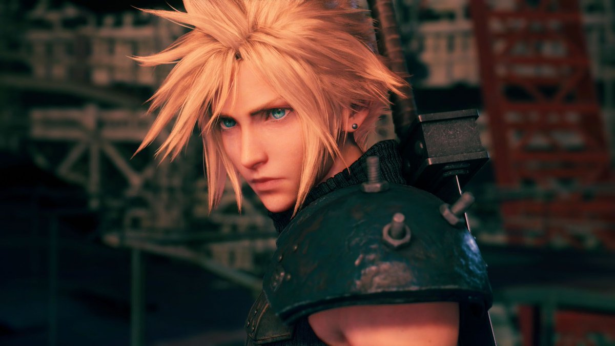 A Final Fantasy VII Remake demo is out now for PS4