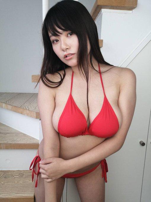 グラビアアイドル桜井木穂のTwitter自撮りエロ画像30