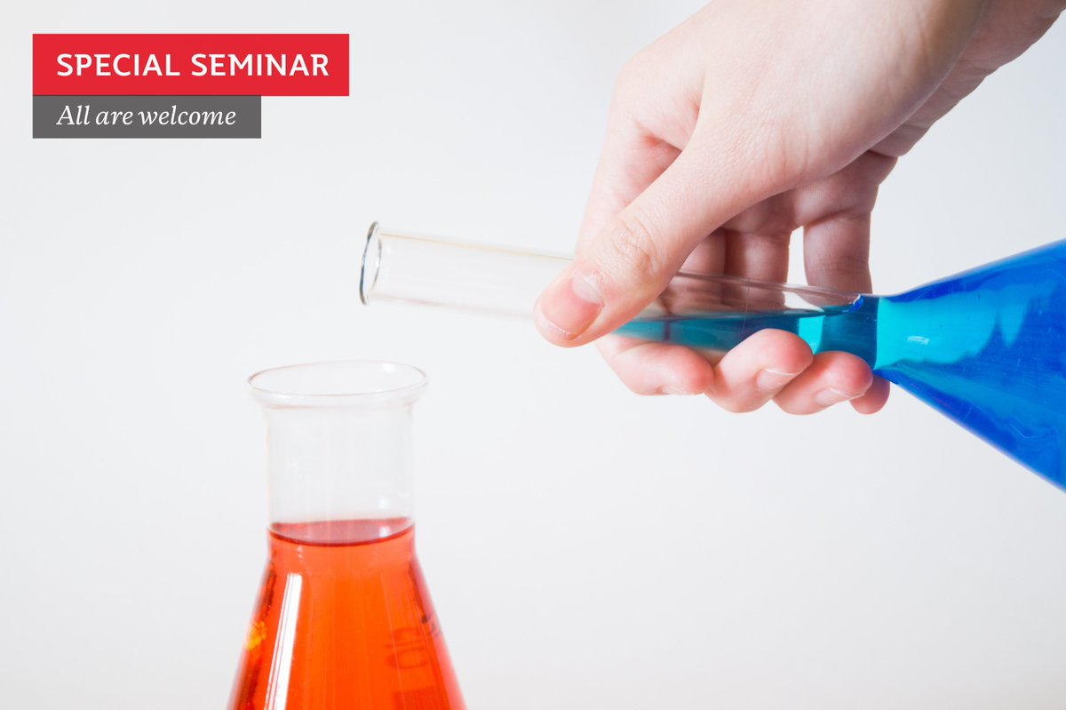 Join us for a special #seminar this Friday 6 March, 11am, in the lecture theatre @GlycoGriffith presented by Assistant Professor @ElisaTelisa from Hamilton Institute, Maynooth University, Ireland!  To view the title & abstract of this seminar visit https://t.co/xwFTDJ3Djq https://t.co/Q0MHmFD3WZ