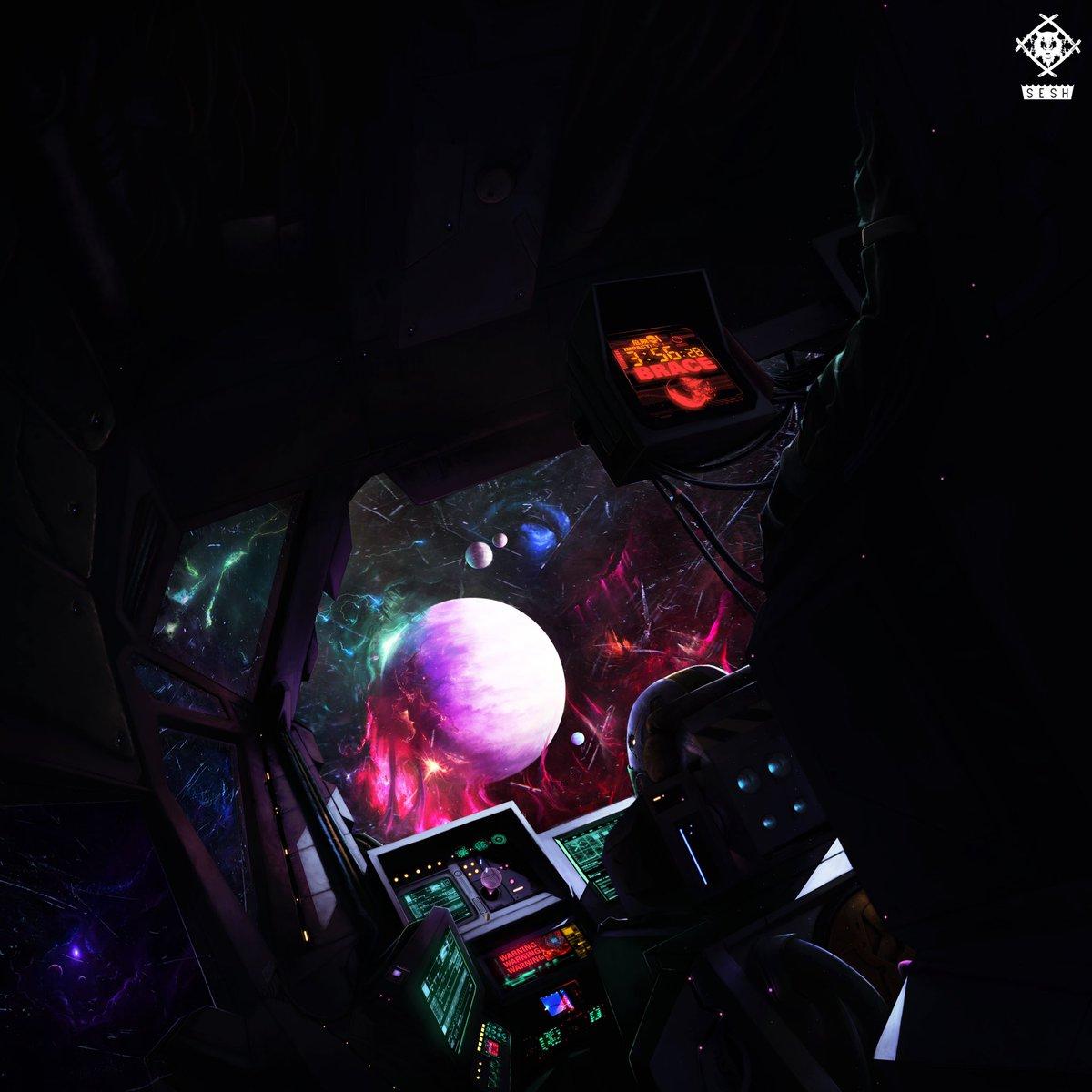 XAVIER WULF & BONES - BRACE soundcloud.com/xavierwulf/set…