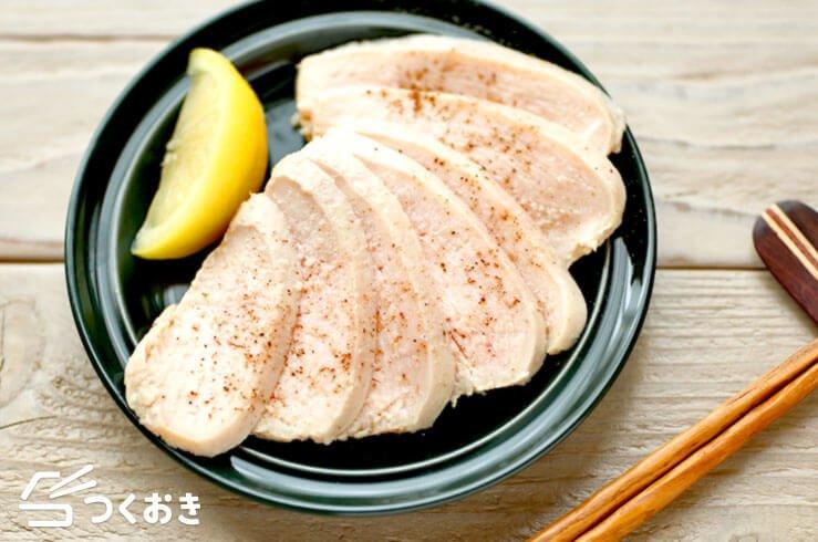胸 チキン サラダ 鶏 肉