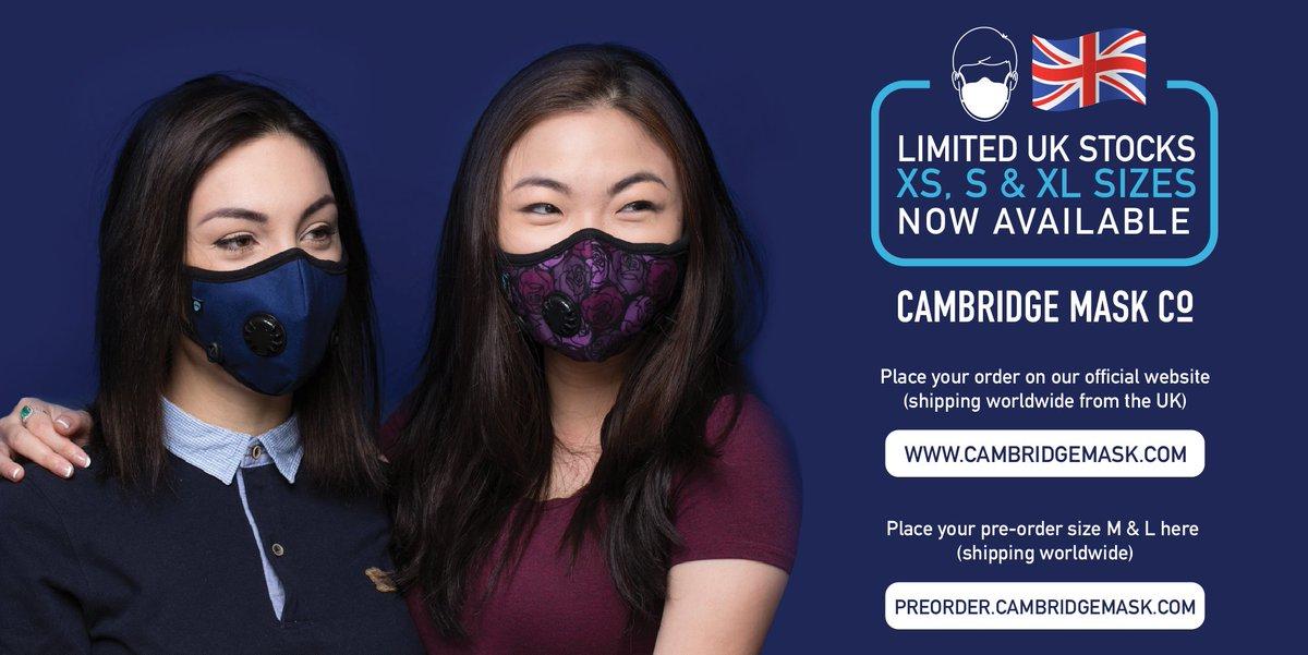 cambridge mask virus