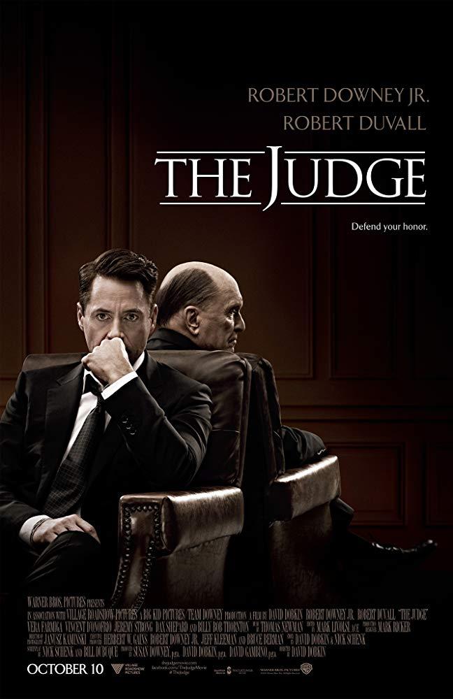 O Juiz (The Judge, 2014) #Drama #Crimepic.twitter.com/Z2EtT1GLo9