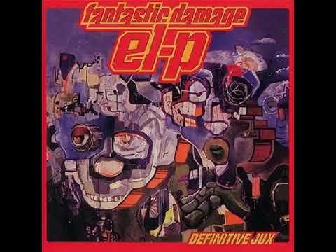 Happy birthday to --->EL-P - Tuned Mass Damper