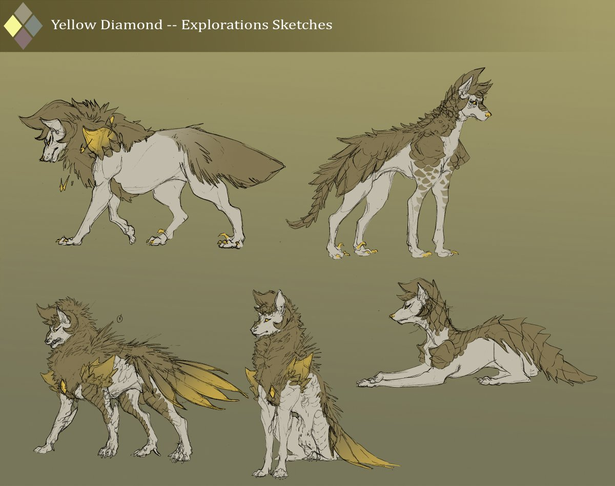 Feradami On Twitter Mythical Diamond Authority Raiju Yellow Diamond Explorations Designs Su Sufanart Stevenuniverse Stevenuniversefanart Fanart Draw Drawing Sketches Sketch Https T Co Yaym1wmsyz Raijū can take the form of a wolf, a dog, a fox, a cat, or a weasel. mythical diamond authority raiju